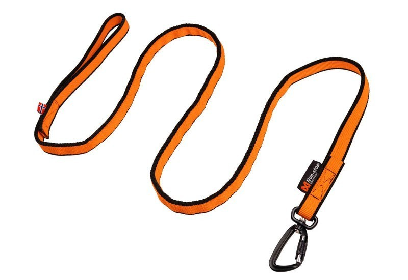Non-Stop Canicross bungee leash